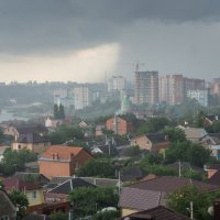 Эти летние дожди... :: Александр Гапоненко