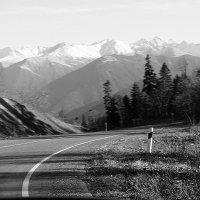 Дорога в горы :: Юлия Бабитко