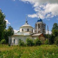Боголюбская церковь :: Galina