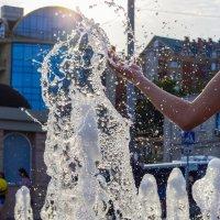 Water in the air :: Максим Миронов