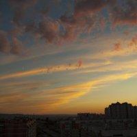 закат :: Ольга Логинова