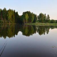 озеро :: Иван Матюшин