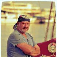 Пират . :: ОЛЕГ ПАНКОВ