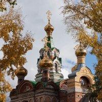 Купола :: Юрий Яковлев