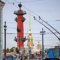 Экспрессия города :: Евгений Никифоров