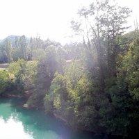 Река Изонцо. Италия :: Наталья Пономаренко
