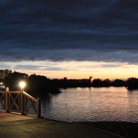 Вечерняя прогулка :: Sage Ekchard