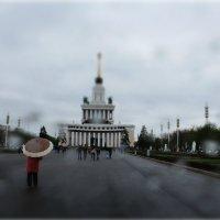 Уютная Москва, ВДНХ ♥ :: Татьяна