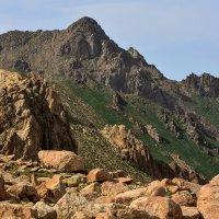 горы. с высоты 3500 м :: Горный турист Иван Иванов