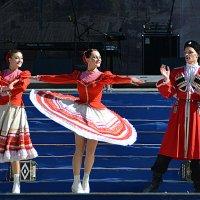 Кубанский казачий хор :: Виктор Заморков