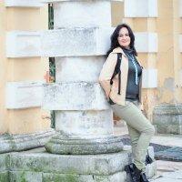 Автопортрет :: Zifa Dimitrieva