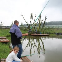 Рыбалка в пасмурный день :: Larisa