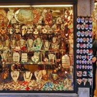 Лавка лицемерия или Венецианский гламур :: M Marikfoto