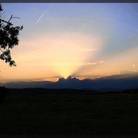 «Солнце в тучу село» :: Алла ************