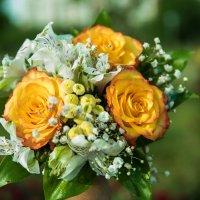 Букет Невесты :: Денис Красненко