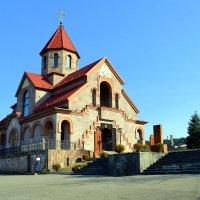 Армянский храм :: Татьяна Лютаева