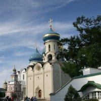 В Свято-Троицкой Сергиевой Лавре :: lady-viola2014 -
