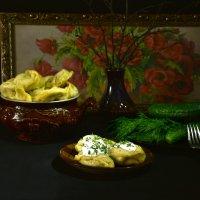 Вареники с картошкой :: Наталия Лыкова