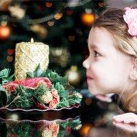 Новогоднее волшебство :: Лана Маргарити