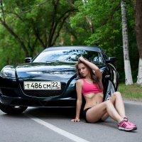 Катя :: Сергей Савченко