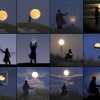 идеи для необычных фото :: Джанета Магарамова
