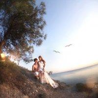 Свадьба на море ) :: Евгения Малютина