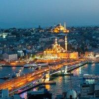 Ночной Стамбул... :: Виктор Льготин
