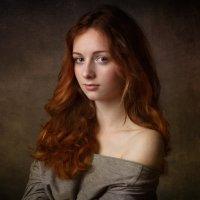 Портрет, Вика :: Дмитрий Бутвиловский