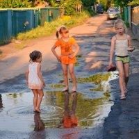 А вот и час расплаты настал - пришла строгая сестра! :-))) :: Валентина Данилова
