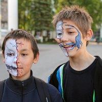 Северодвинск. День России. Ребята :: Владимир Шибинский