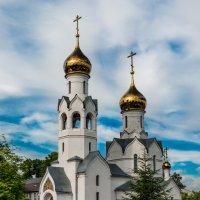 Церковь :: Артем Мухин