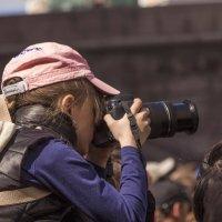 Юный фотограф :: Lenar Akhmetzyanov