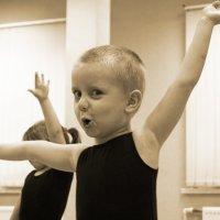 юный танцор :: Sergey Isakov