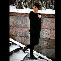 model :: Александр Пожидаев