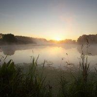 Утро раннее :: Юрий Кольцов