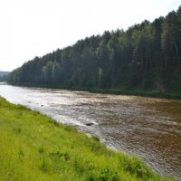 река Исеть :: Михаил Новожилов