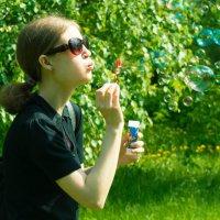 Яркое лето :: Михаил Минькин