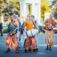 Hare Krishna :: Мария Буданова