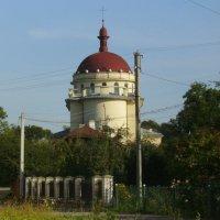 Костёл  Христа  Царя  в  Ивано - Франковске :: Андрей  Васильевич Коляскин