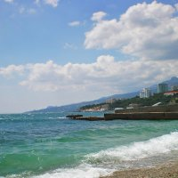 Крым, Харакс :: Эля Юрасова