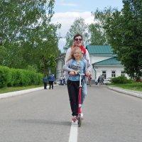 Счастливое детство. :: Ирина Нафаня