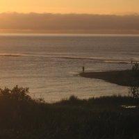 Утро одинокого рыбака :: cfysx