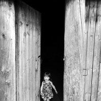 Когда двери были большими :: Елена Кузнецова