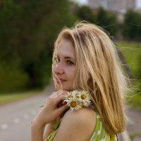 ромашки) :: Анастасия Морозова