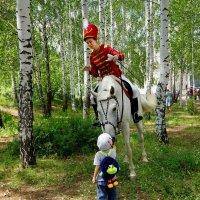 Бурановский фольклорный фестиваль в Сарапуле :: Алексей Golovchenko