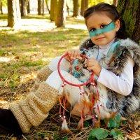индейская принцесса) :: Ольга Круковская