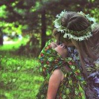 Мама с дочуркой своей! :: Inna Sherstobitova