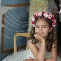 Маленькая красавица Сашенька :: Вероника Прокопенко