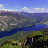 Озеро Бохинь :: Владимир