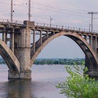 Мерефо-Херсонский мост :: Юрий Муханов